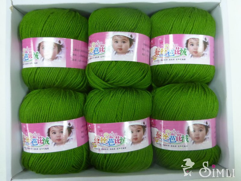 Fashion Baby Silk 615